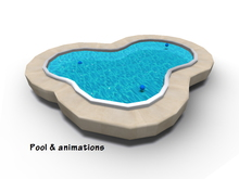 Pool & Animations Box