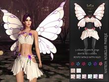 {Le'La} Butterfly Fairy