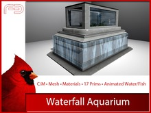 [FB] Waterfall Aquarium