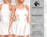Beatriz dress satin 3