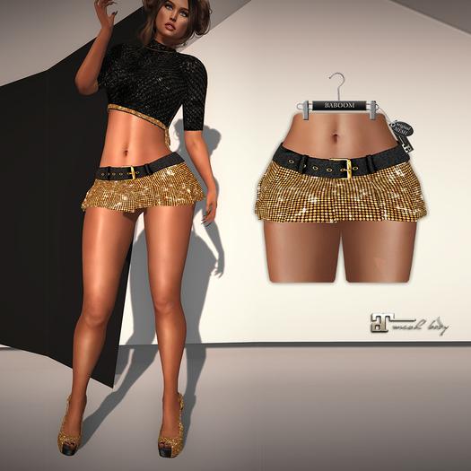 Baboom DESI- Skirt (+ Panty)Maitreya