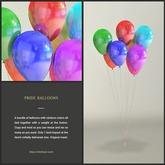 ChiMia:: Pride Balloons