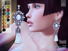 :: PM :: Vivaldi Earrings -all colors- 50% OFF