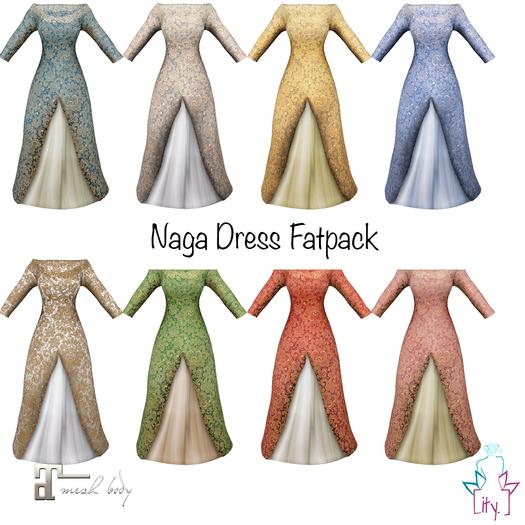 [ity.] China // Naga Dress Fatpack