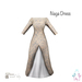 ity.  china naga dress whitebright