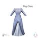 ity.  china naga dress blue