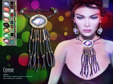 :: PM :: Cyrene Necklace -all in one- 50% OFF