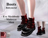 *NFS*Boots-Babymetal