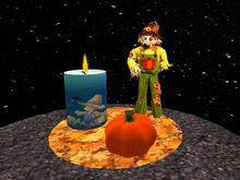 Halloween Ensemble Pumpkin Field
