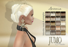 .:JUMO:. Antonia Hair Blondes - ADD ME*