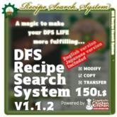 DFS Recipe Search HUD V1.0.0