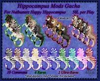 SKS Hippocampus Mod Gacha - Client