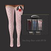 Baboom-Stockings Bow-HUD-Hourglass-Maitreya