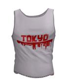 TD Men's Traveler Tank Top Traveler  Tokio