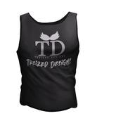 TD Men's Traveler Tank Top Treized