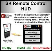 SK Remote Control HUD
