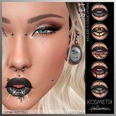 .kosmetik Lip Applier - Halloween Set CATWA