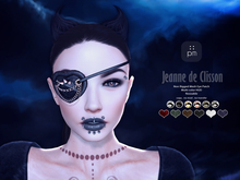 :: PM :: Jeanne de Clisson Eye Patch -all in 1- 50% OFF