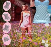 Lun'Atic LoLa Dress MT tile blue