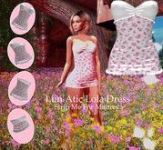 Lun'Atic LoLa Dress MT flower Pink