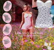 Lun'Atic LoLa Dress MT flower blue