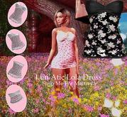 Lun'Atic LoLa Dress MT Black