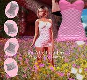 Lun'Atic LoLa Dress MT tile pink
