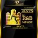 Alvyn rnb logo on