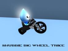 Shubbie Big Wheel Trike Pack (non-scripted)