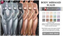 Izzie's - Body Mermaid Scales
