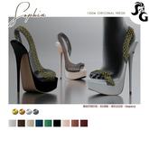 ::SG:: Sophia Shoes - LEGACY