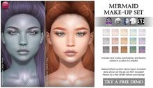 Izzie's - Mermaid Make-Up Set