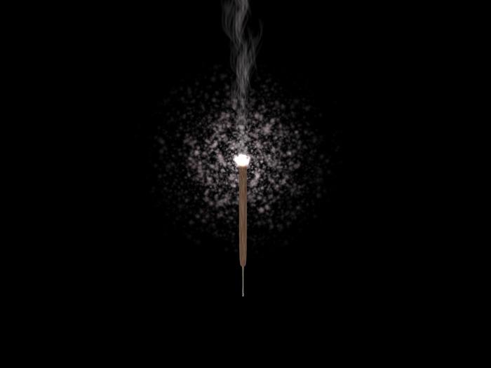{Papillon} Small Sparkler