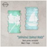 Sequel - Distressed Nautical Planks