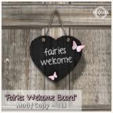 Sequel - Fairies Welcome Board