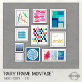 Sequel - Rary Frame Montage