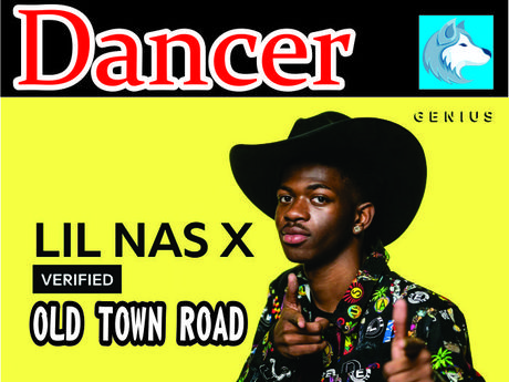 Lil Nas X - Old Town Road Dancer BOXed