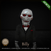 [C] Animesh Follower - Billy - [Tiny Version] (Wear)