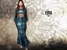 Artizana - Yira VII - Mesh Gown