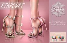 Bishes Inc STARDUST Shoes Maitreya Belleza Slink multi color hud
