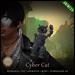 [C] Animesh Shoulder Pet - Cyber Cat (Wear)