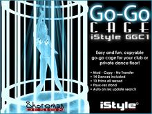 iStyle Go-Go Cage GGC1 UPDATED