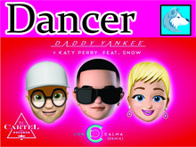 Con Calma Remix - Daddy Yankee FT Katy Perry DANCER BOXED