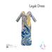 [ity.] China // Leyak Dress Blue