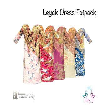 [ity.] China // Leyak Dress Fatpack
