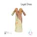[ity.] China // Leyak Dress Yellow