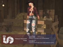 ACT5-285-Female Texas 27 BOXED (ADD)