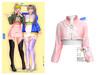 MIWAS / Rocket Top #Pink