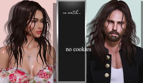 no.match_ ~ NO_COOKIES ~ Pack of BLACKS
