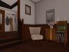 Dutchie second life houseboat furnished hallway 1024